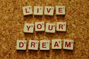 live your dream theunboundblog