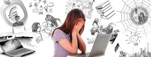 overwhelmed woman theunboundblog.com